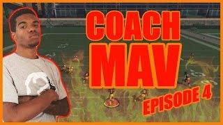 HOW TO SEND HEATERS! - Coach Mav Ep.4 | Madden 16 Draft Champions Gameplay