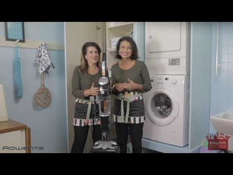 Come organizzare il ripostiglio con Rowenta Clean&Steam