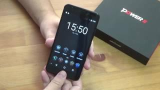 Ulefone Power 2 с батареей 6050 мАч. Хватает на 2 дня