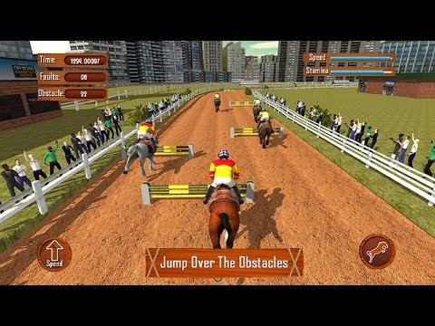 Horse Racing 2016 3D Android Gameplay [HD]