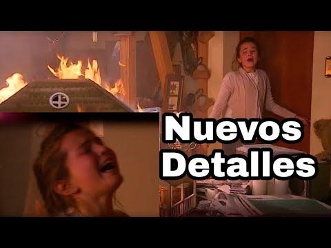 nuevos detalles de el incendio en casa de muñecos *capítulo final*