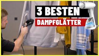 ✅ Dampfglätter - Das BESTE Reisebügeleisen für deine Kleidung kaufen!
