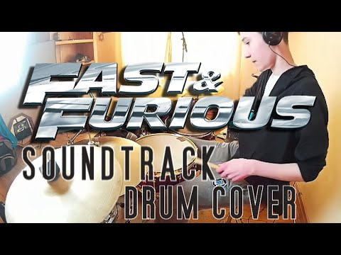 Furious 7   Wiz Khalifa - See You Again ft. Charlie Puth (Drum Cover) // Furious 7 Soundtrack