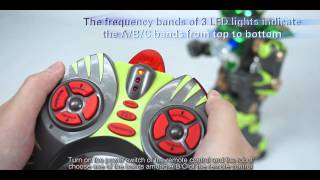 Boxing Battle Remote Control Fighting RC Robot