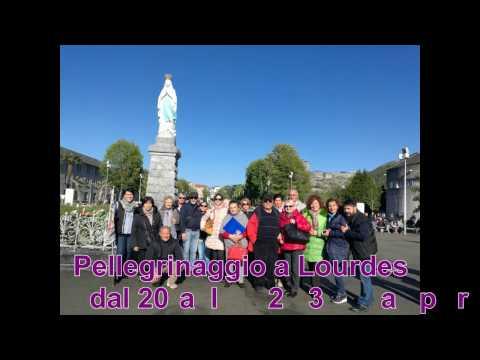 Preview video Pellegrinaggio a Lourdes dal 20 al 23 aprile 2017