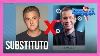Escolha de Tiago Leifert para assumir os domingos da Globo irrita Luciano Huck