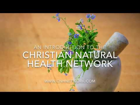 The Christian Natural Health Network: The Bible and Herbs - YouTube