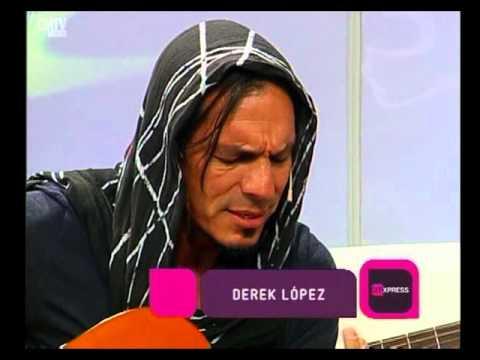 Derek López video Estación Esperanza - Acústico 2015