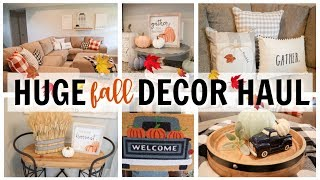 FALL HOME DECOR HAUL | FINDING THE BEST FALL DECOR 2019!