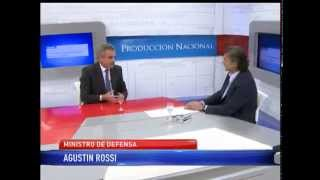 30/11 Producción Nacional Perfiles Con Agustín Rossi Como Invitado