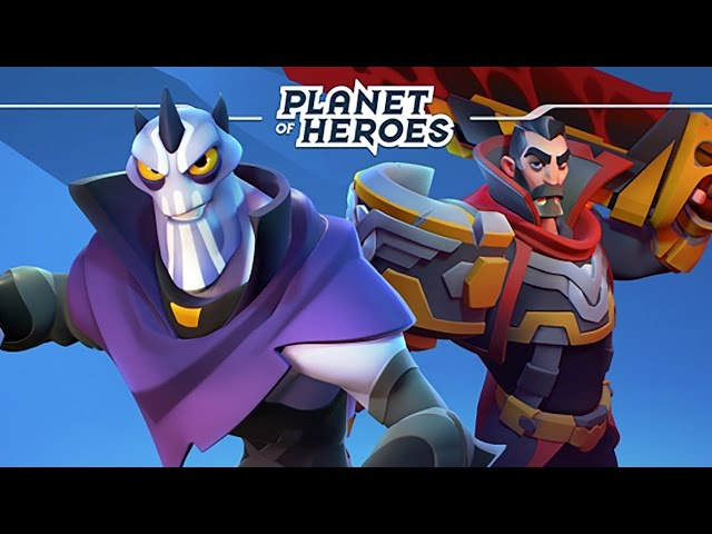 Planet of Heroes Beta
