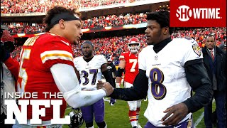 What Makes Lamar Jackson And Patrick Mahomes So Special? | Ray's Boom-Boom Room | INSIDE THE NFL