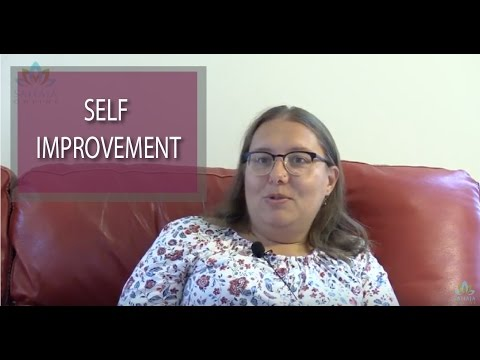Sahaja helps pursuit of Self-Improvement