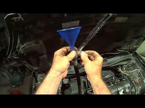Вибрация вариатора Хонда при трогании! Как устранить! eliminate the vibration of the variator