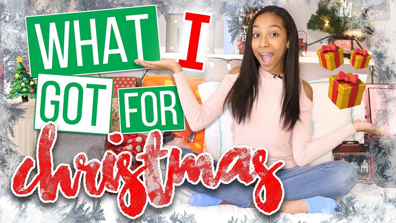 What I Got For Christmas Haul | Morgan Jean - morgan jean - ClipSoon.net