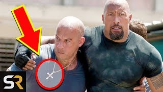15 Things You Missed In The Fast And Furious Movies
