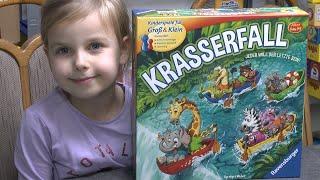 Krasserfall (Ravensburger) - Sehr innovativ aber gut? ab 6 Jahre