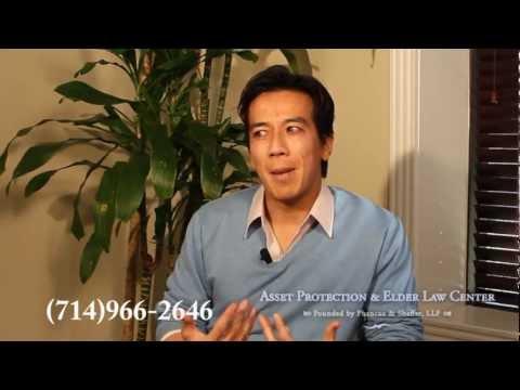 How to prepare for a Nursing Home? - Patrick Phancao; Esq.