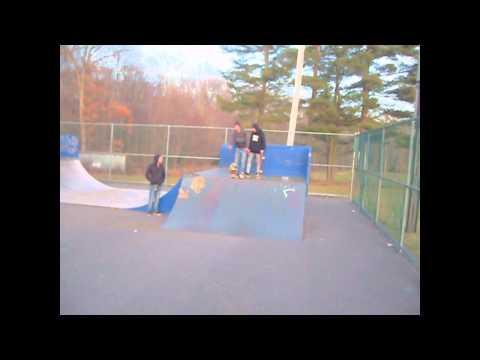 Mansfield skatepark edit