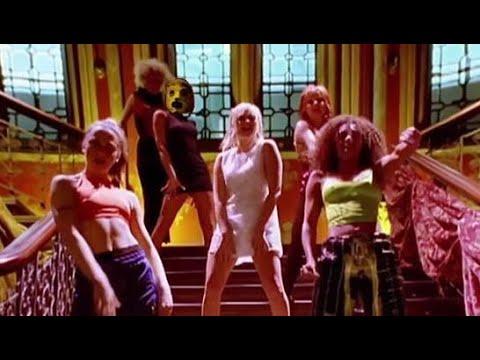The Slip Girls. A Slipknot / Spice Girls mashup.