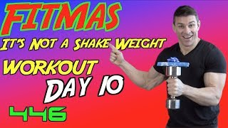 12 Days Of Christmas Workout Day 10 (Gag Gifts)