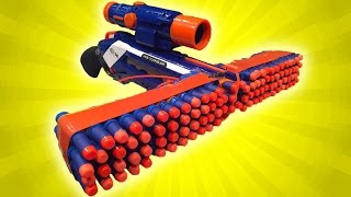 Top Ten Nerf Blaster Mods