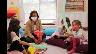 Safranbolu Belediyesi '' Safran Çocuk Oyun Evi'' Hizmete Açıldı