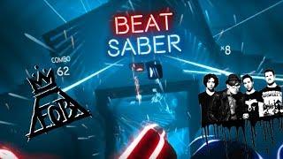 Centuries    Fall Out Boy ⚔ Beat Saber Custom Song