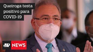 Ministro Marcelo Queiroga inicia quarentena em Nova York