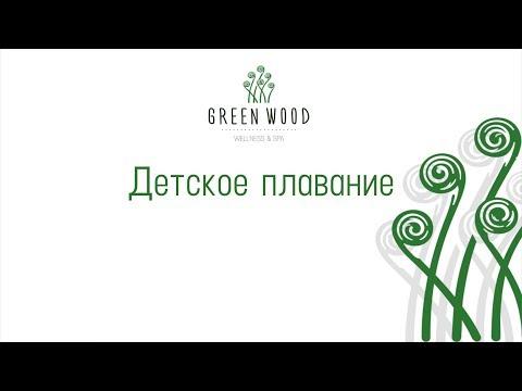 Плавание для детей: детское плавание в Новосибирске. Обучение детей плаванию GreenWood wellness&SPA