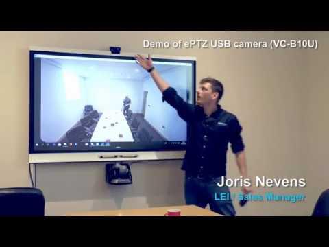 Lumens ePTZ VC Camera - 10U