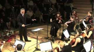 Mendelssohn: Sinfonia No. 7 in D Minor. Tel-Aviv Soloists/Barak Tal