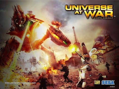 Видео № 0 из игры Universe at War: Earth Assault [X360]