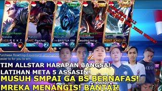 Download Video META 5 ASSASIN TIMM ALLSTAR HARAPAN BANGSA! FIX BESOK JUARA COK! MP3 3GP MP4