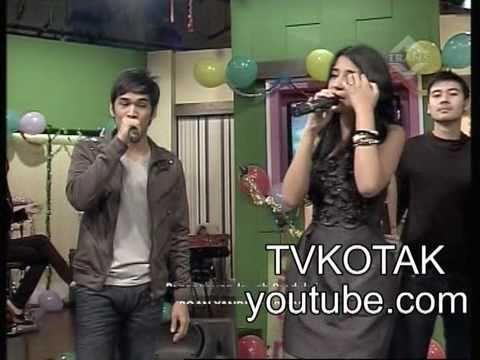 Teuku Wisnu & Shireen Sungkar - Cinta Kita @ TRANSTV 7/12/2010