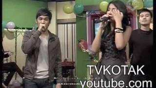 Gambar cover Teuku Wisnu & Shireen Sungkar - Cinta Kita @ TRANSTV 7/12/2010