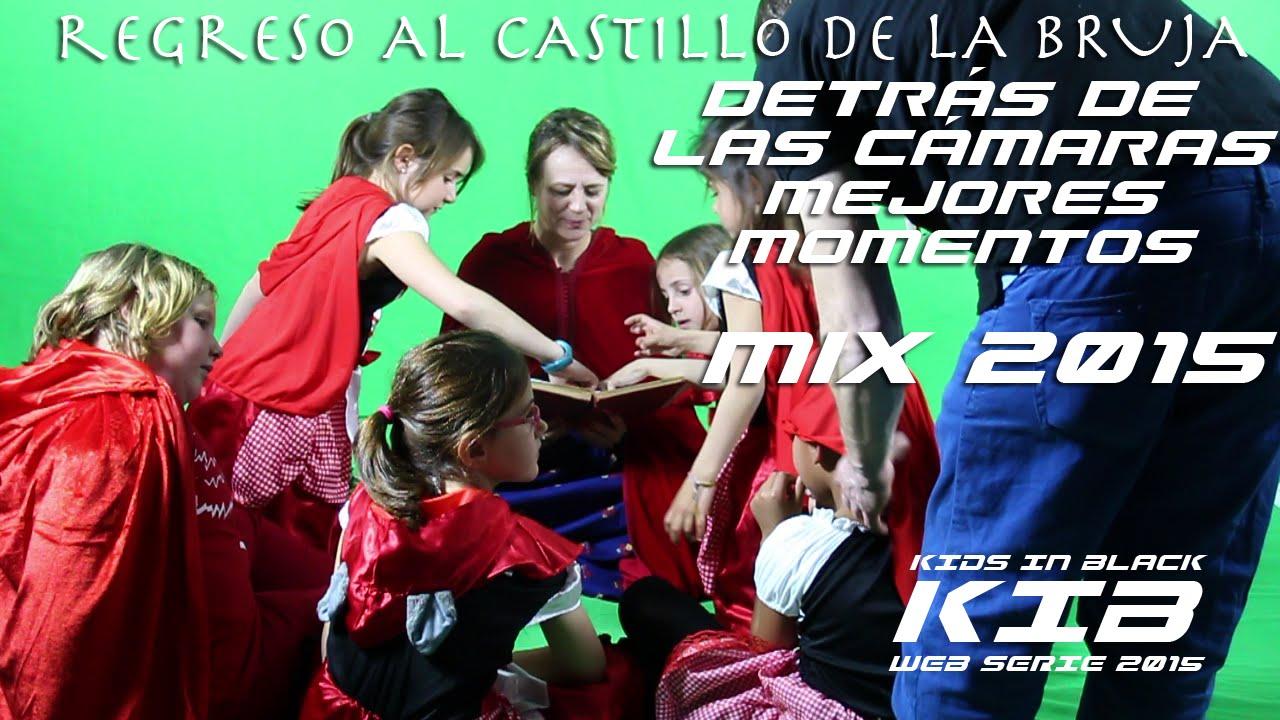 Kids In black -Detrás de las cámaras - Mejores Momentos Mix 2015