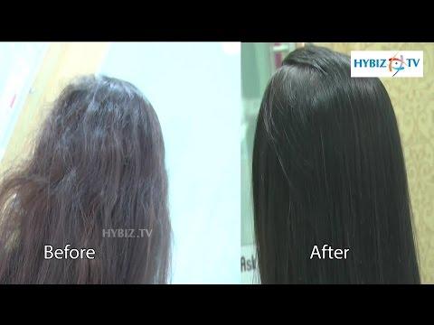 Hair Mask na may gulaman paglalamina recipe litrato