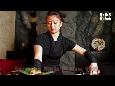 Video Enam Restoran Yang Mengusung Konsep Paling Unik Di Dunia