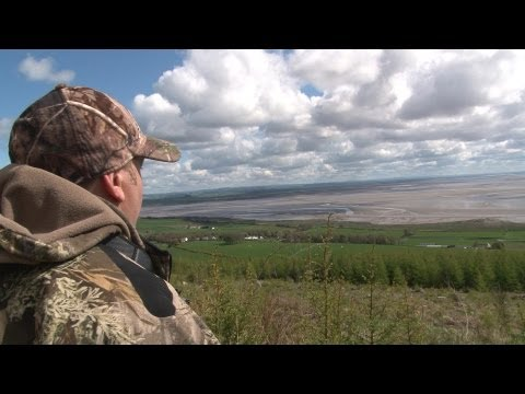 Scottish boar, roe and salmon with Solway stalker Colin Lockerbie