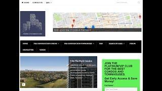 Pre construction Condos & Townhouses Toronto -  Prebuiltcondos
