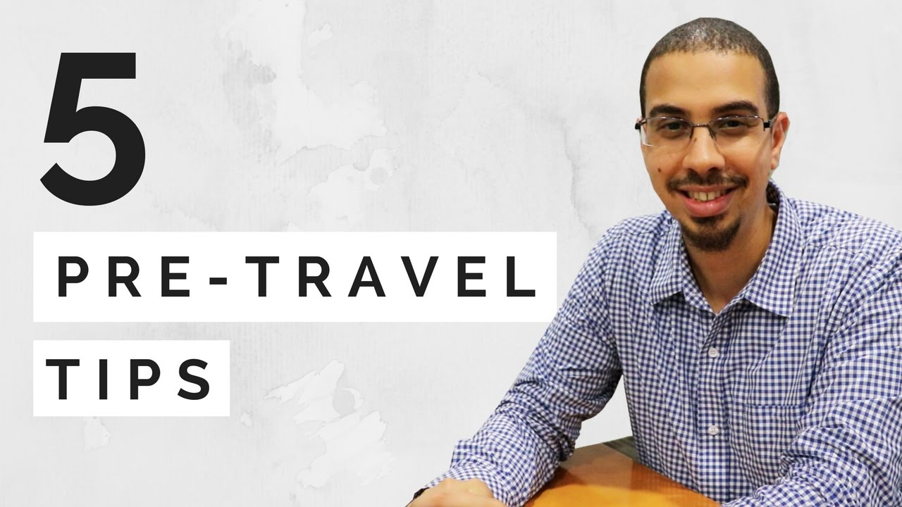 5 Tips on How to Plan Your Trips by Mohammed Faris