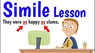 Simile Lesson   Classroom Language Arts Video