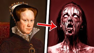 The Messed Up Origins Of Bloody Mary | Urban Legends Explained - Jon Solo