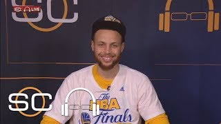 Curry Not Taking Third Straight NBA Finals Appearance Lightly | SC With SVP | May 23, 2017