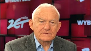 Leszek Miller: Wysoka frekwencja, o którą tak walczono, sprzyja PiS