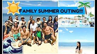 Family Summer Outing At Aquaria Water Park, Calatagan Batangas (MUST SEE VLOG!!!)    Kate Abisamis