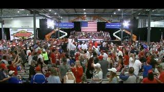 Trump rally in Henderson Nevada