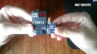 Видео передатчик TS5823 фото