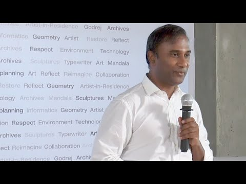 Dr. Shiva Ayyadurai at Godrej Innovation Center - Part 2